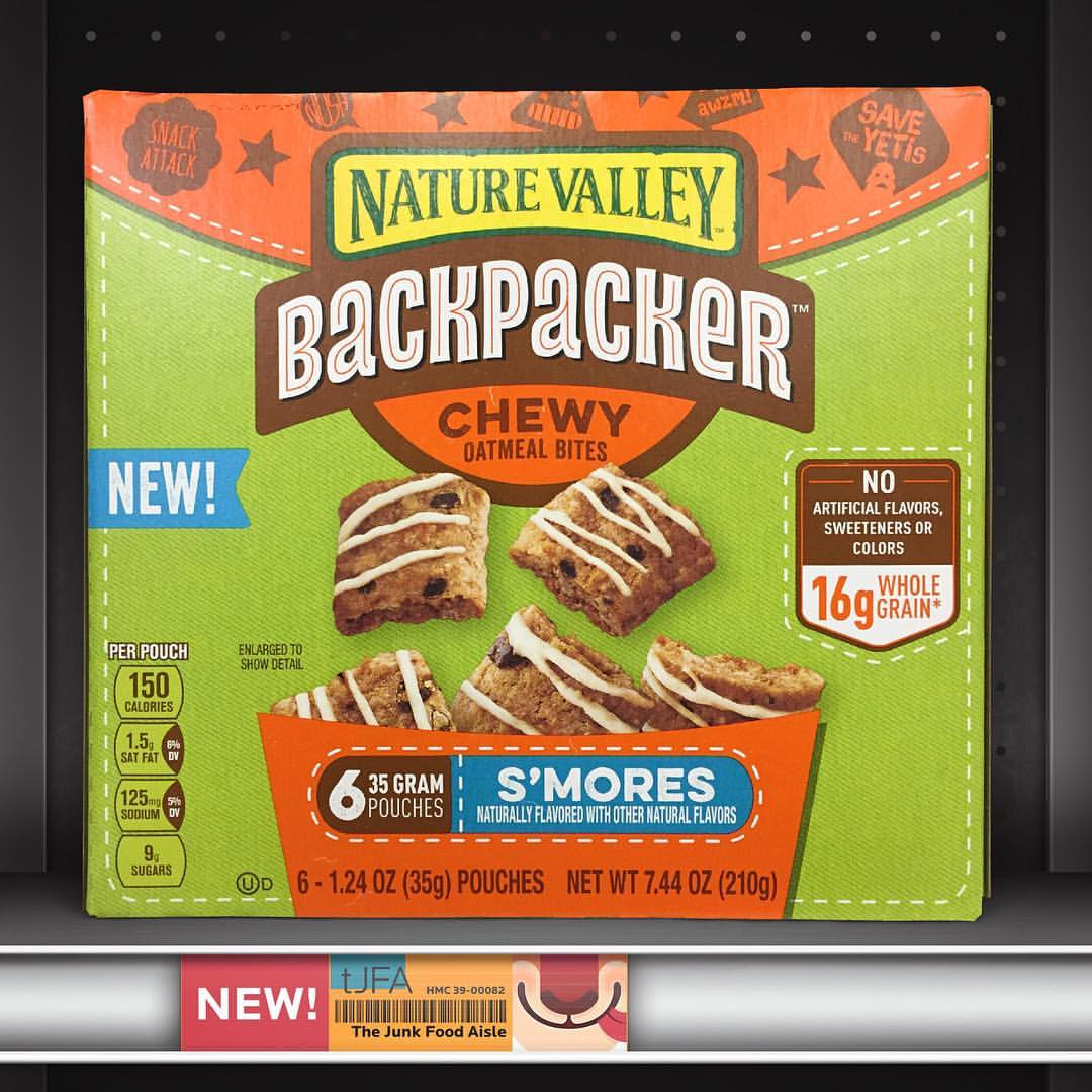 Nature Valley Backpacker S Mores
