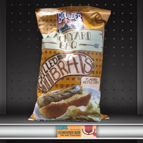 Boulder Canyon Backyard BBQ Grilled Brat Kettle Chips