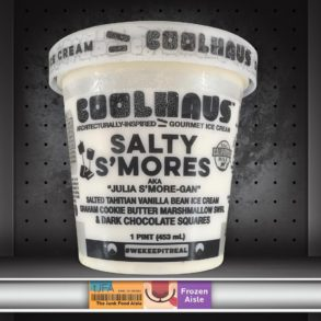 Coolhaus Salty S'mores Ice Cream