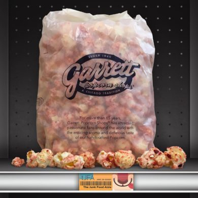 Garrett's Simply Strawberry Popcorn