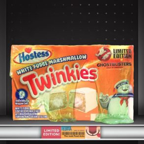 Ghostbusters White Fudge Marshmallow Twinkies
