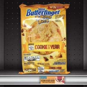 Nestle Toll House Butterfinger Baking Bits Cookies
