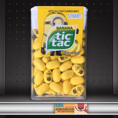 Tic Tac Banana Minions