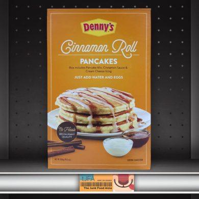 Denny's Cinnamon Roll Pancake Mix