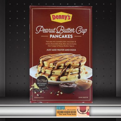 Denny's Peanut Butter Cup Pancake Mix