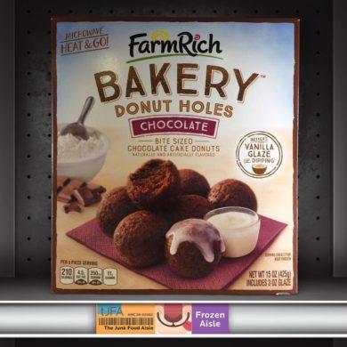 Farm Rich Bakery Chocolate Donut Holes