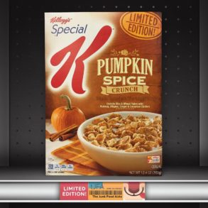 Kellogg's Special K Pumpkin Spice Crunch