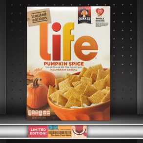 Pumpkin Spice Life Cereal