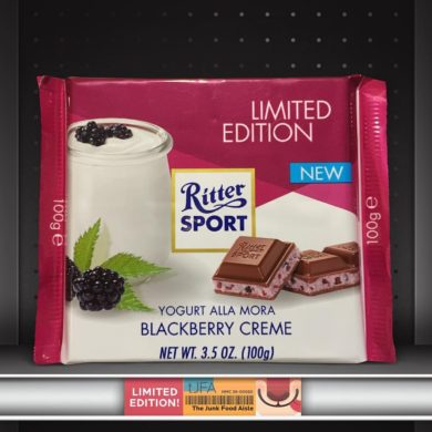 Ritter Sport Yogurt Alla Mora Blackberry Creme
