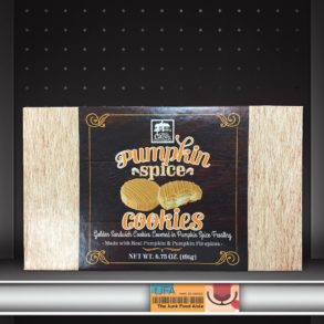 World Market Pumpkin Spice Cookies