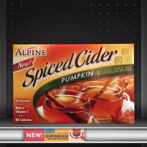 Alpine Pumpkin Spiced Cider