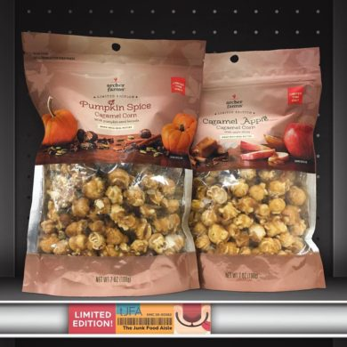 Archer Farms Pumpkin Spice & Caramel Apple Caramel Corn