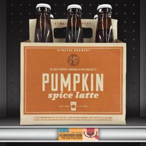 Atwater Brewery's Pumpkin Spice Latte