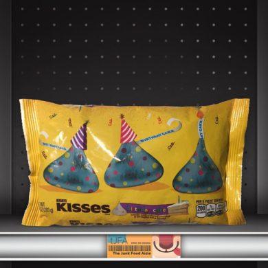 Birthday Cake Hershey's Kisses