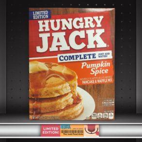 Hungry Jack Pumpkin Spice Pancake & Waffle Mix