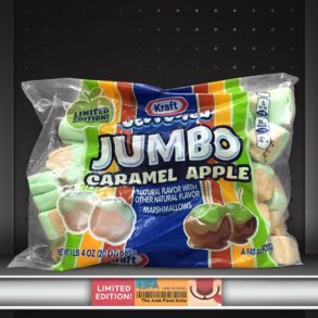 Jet-Puffed Jumbo Caramel Apple Marshmallows