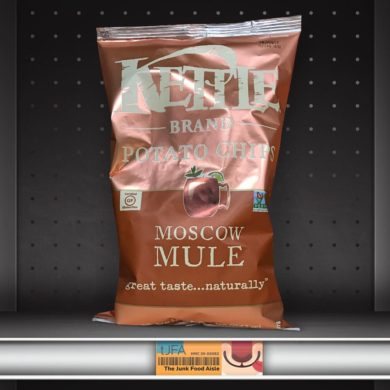 Moscow Mule Kettle Brand Potato Chips