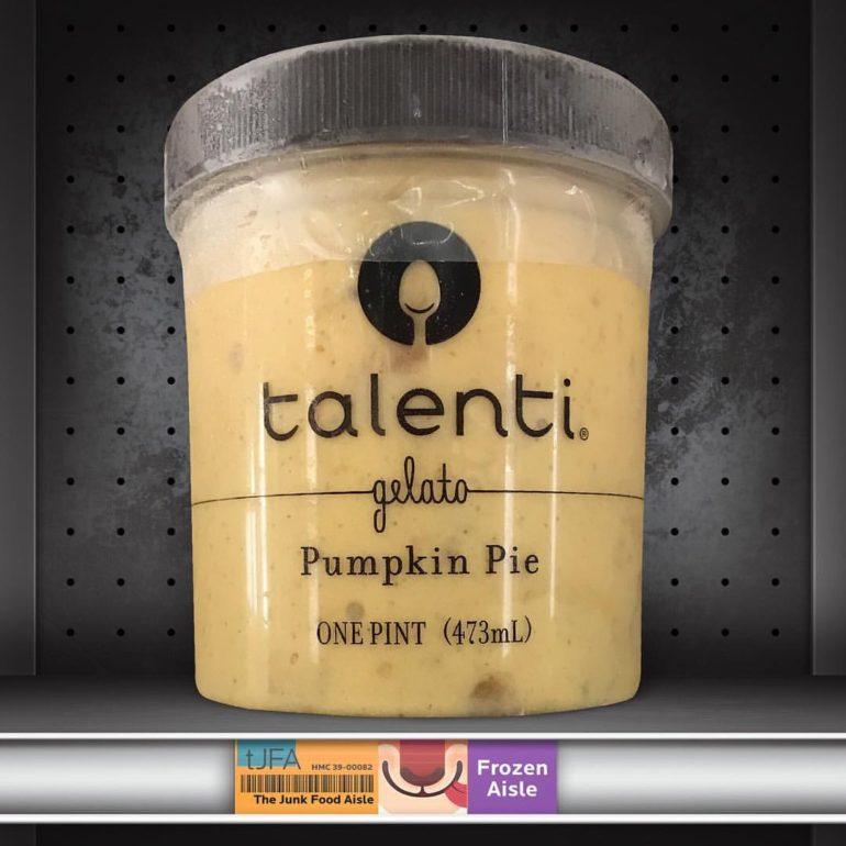 Talenti Pumpkin Pie Gelato