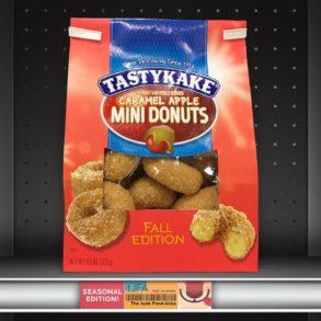 Tastykake Caramel Apple Mini Donuts