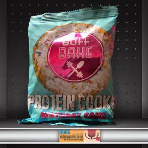 Buff Bake Birthday Cake Protein Cookie