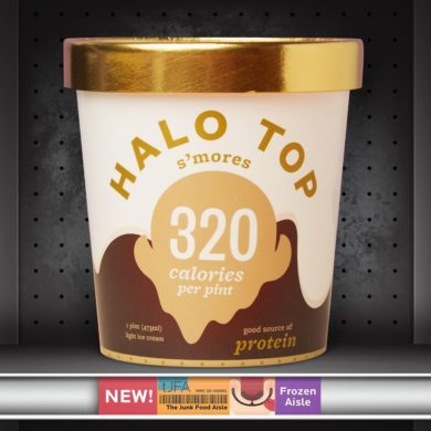 Halo Top S'mores Ice Cream