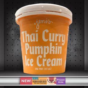 Jeni's Thai Curry Pumpkin Ice Cream