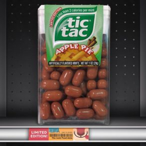 Apple Pie Tic Tac