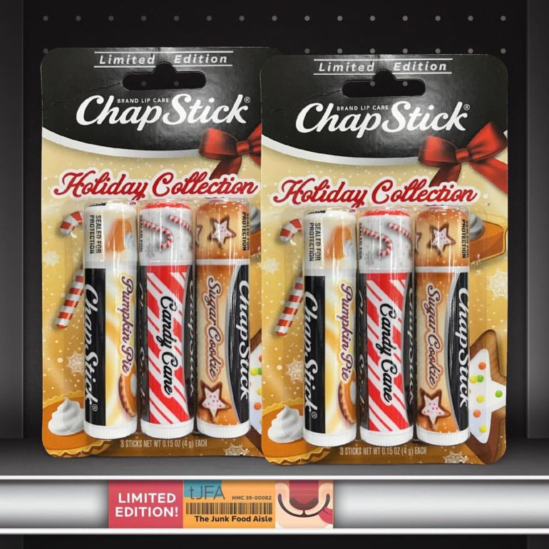 Chap Stick Holiday Collection