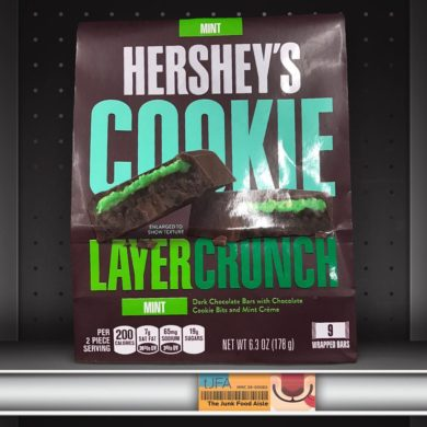 Hershey's Mint Cookie Layer Crunch