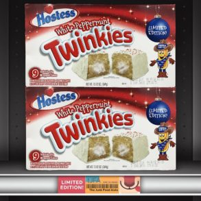 White Peppermint Twinkies