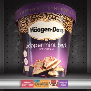 Häagen-Dazs Peppermint Bark Ice Cream