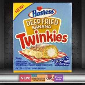 Hostess Deep Fried Banana Twinkies