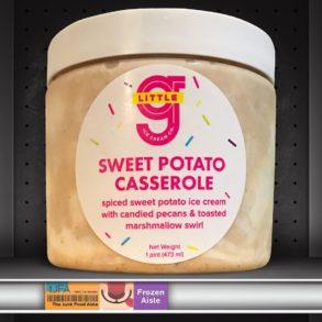 Little G Sweet Potato Casserole Ice Cream