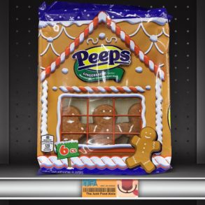 Peeps Marshmallow Gingerbread Men