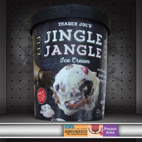 Trader Joe's Jingle Jangle Ice Cream