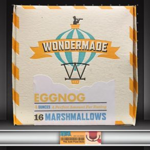 Wondermade Eggnog Marshmallows