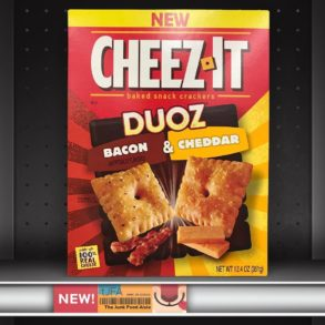 Cheez-It Duoz Bacon & Cheddar