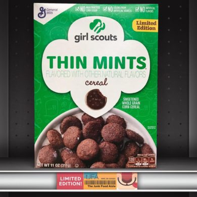 Girl Scouts Thin Mints Cereal