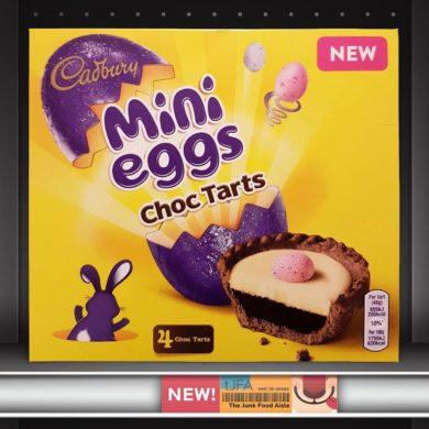 Cadbury Mini Eggs Choc Tarts