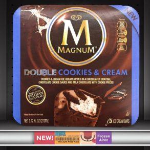 Magnum Double Cookies & Cream Ice Cream Bars