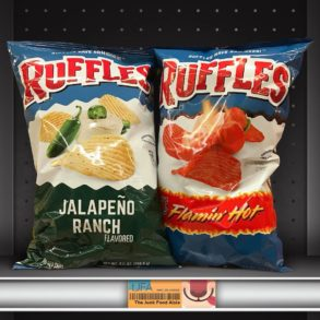 Ruffles Jalapeño Ranch & Flamin' Hot