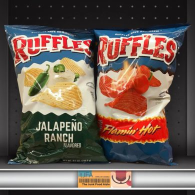 Ruffles Jalapeño Ranch & Flamin' Hot
