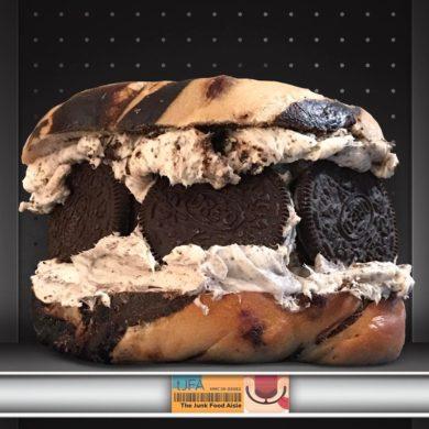 The Bagel Nook Oreo Overload Bagel