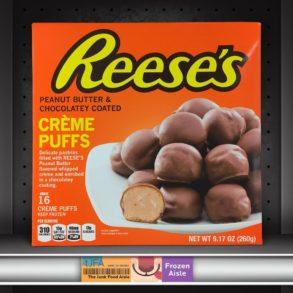 Reeses Creme Puffs