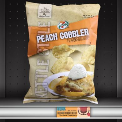 7-Select Peach Cobbler Kettle Style Chips