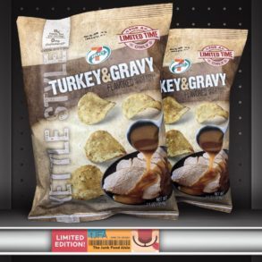 7-Select Turkey & Gravy Kettle Chips