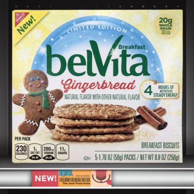 Belvita Gingerbread Breakfast Biscuits