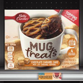 Betty Crocker Mug Treats: Chocolate Caramel Cake