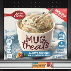 Betty Crocker Mug Treats: Rainbow Chip Cake