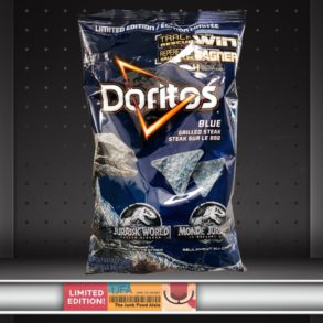 Blue Grilled Steak Doritos (Canada)